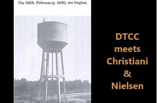 DTCC Meets CNT