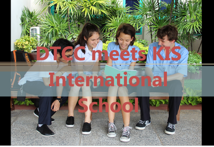 DTCC Meets KIS International School