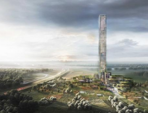 Europe's tallest building set to tower above tiny Danish town