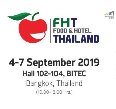 Food & Hotel Thailand 2019 4-7 September – Danish-Thai