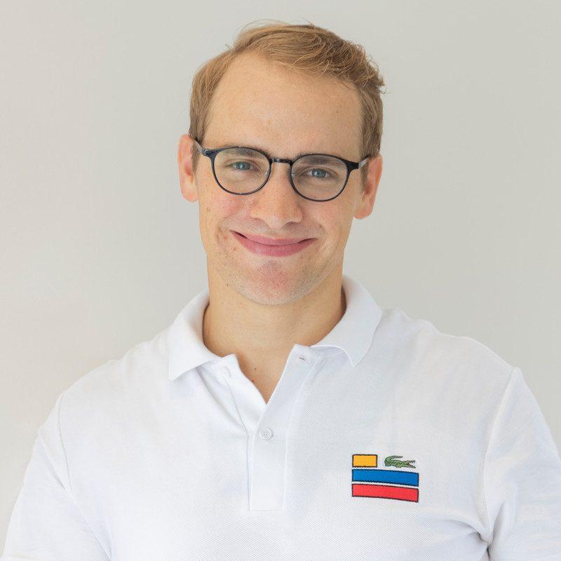 Mr. Jakob Lykkegaard Pedersen