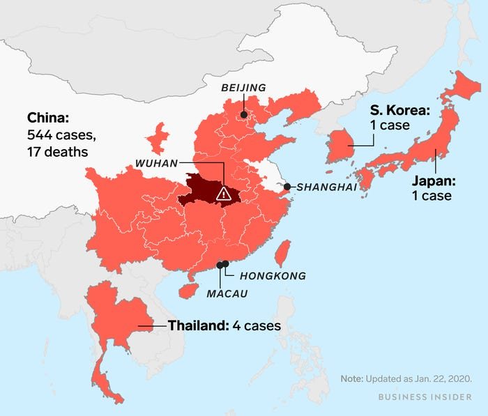 coronavirus infection in